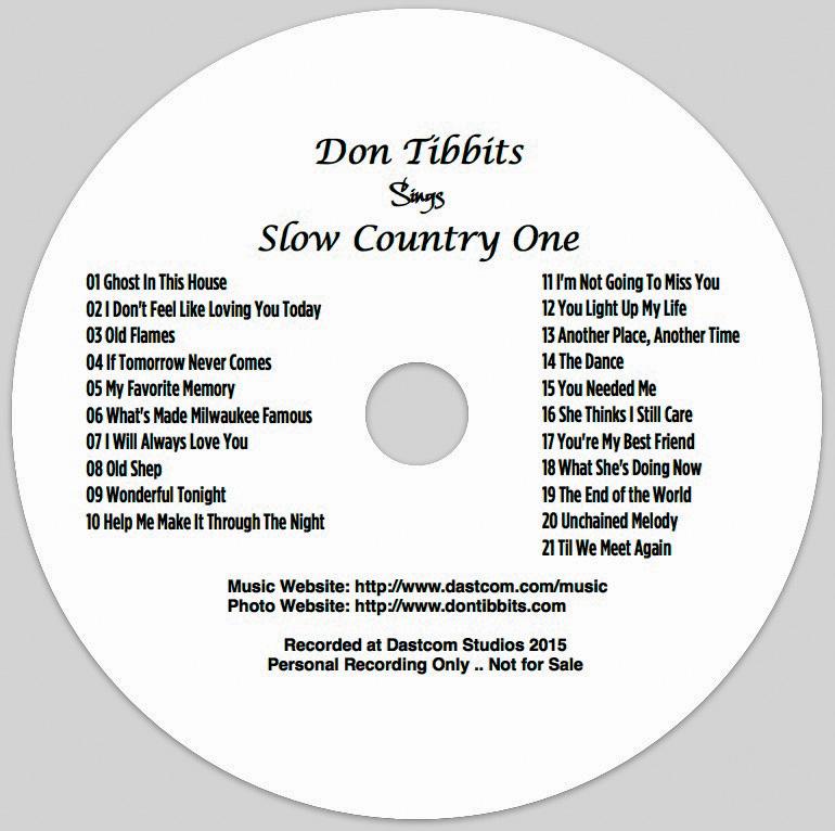 Don Tibbits Music